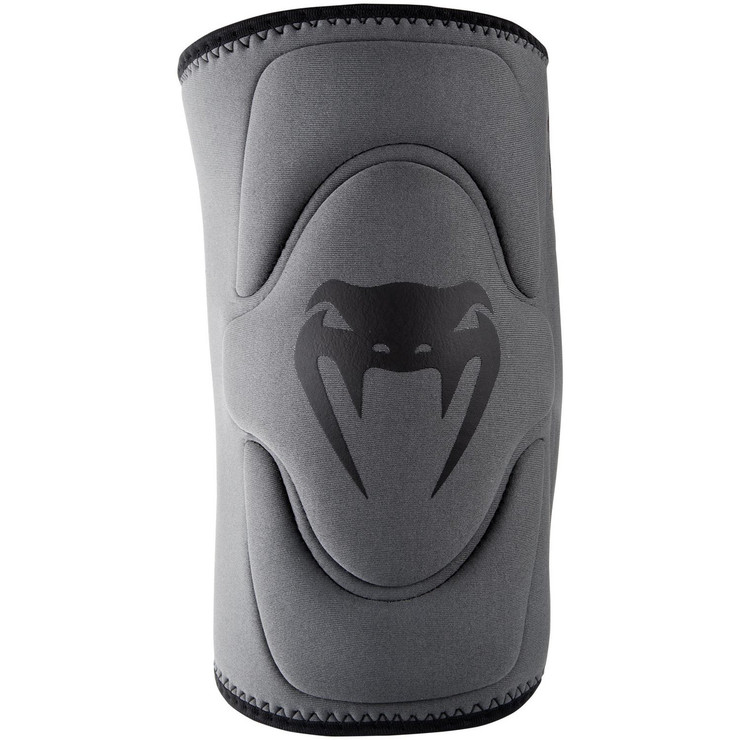 Venum Kontact Gel Knee Pads Grey/Black