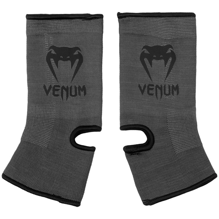 Venum Kontact Ankle Supports Grey/Black