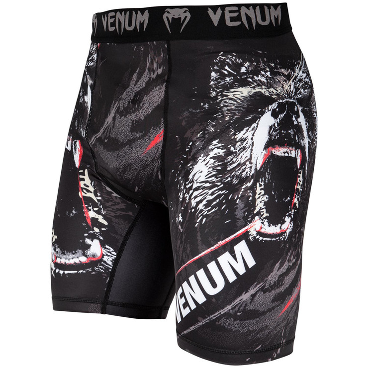 Venum Grizzli Compression Shorts