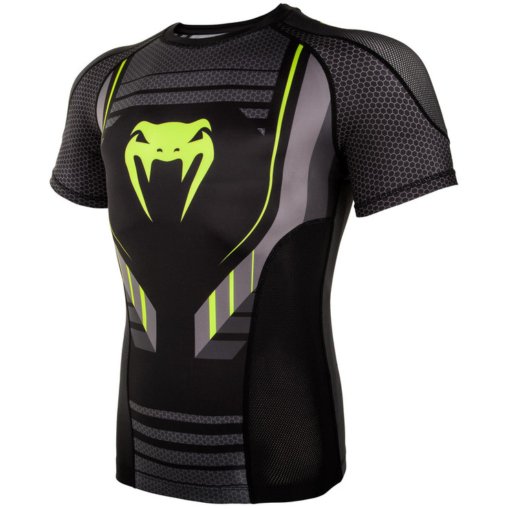 Venum Technical 2.0 Short Sleeve Rash Guard