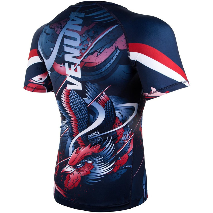Venum Rooster Short Sleeve Rash Guard