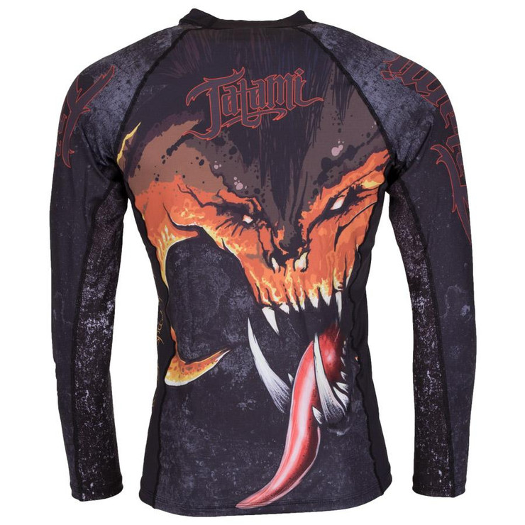 Tatami Fightwear Balrog Long Sleeve Rash Guard