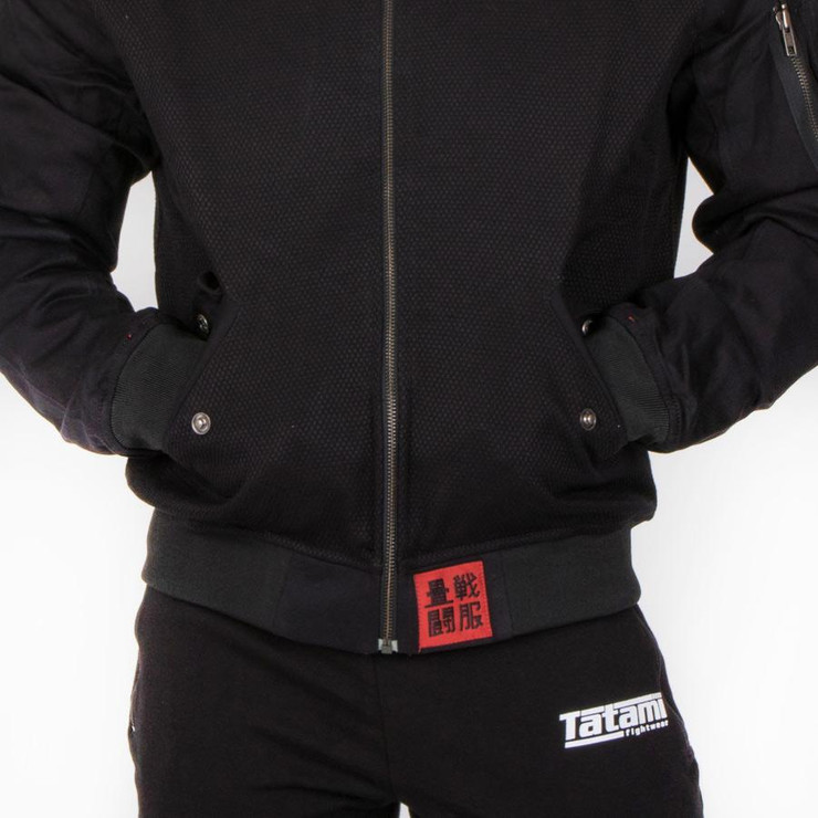 Tatami Fightwear 50/50 Bomber Jacket
