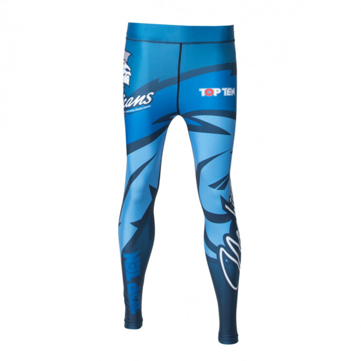 Top Ten Mohican Compression Spats