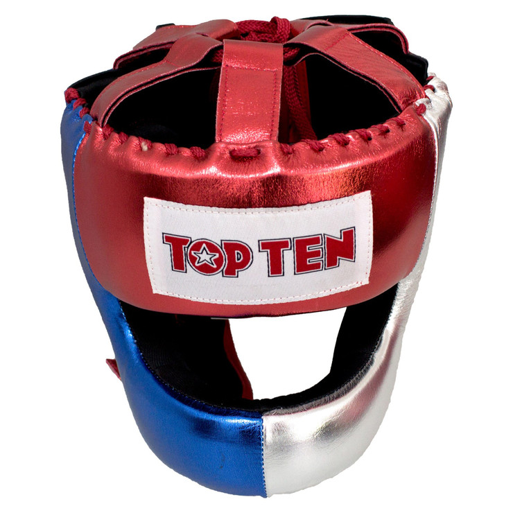 Top Ten Metallic Head Guard