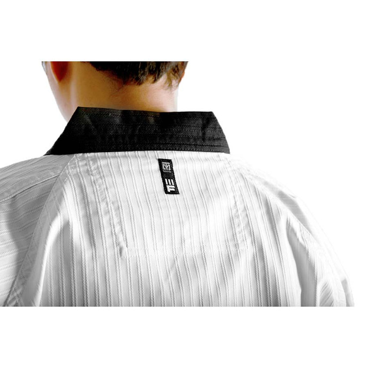Mooto 3F Unisex Uniform Black Neck