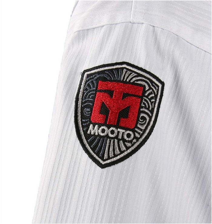 Mooto BS4.5 Uniform White Neck