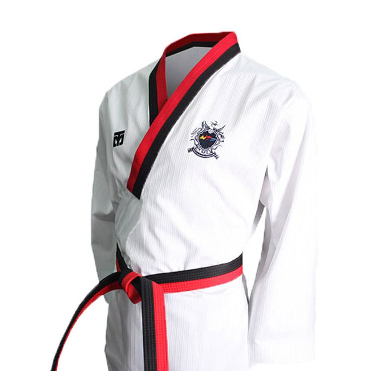 Mooto Ladies Taebek Poomsae Poom Uniform