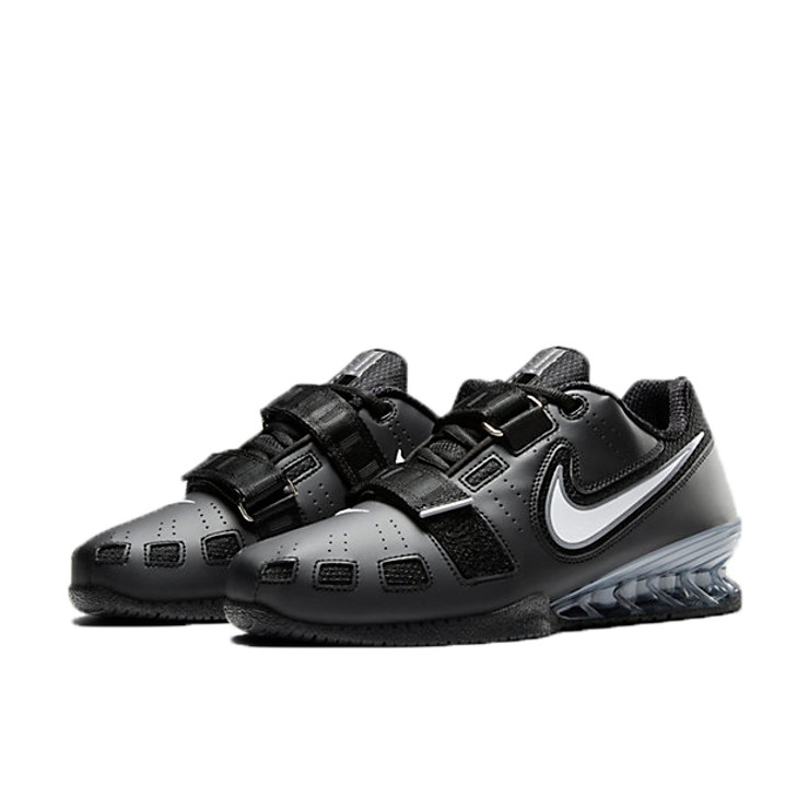 Nike Romaleos 2 Weightlifting Shoes Black/White/Grey