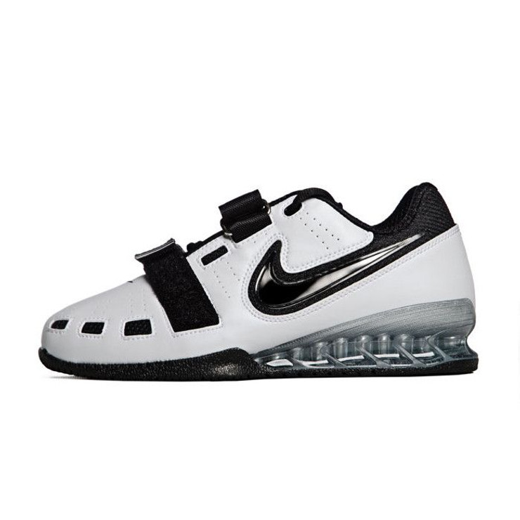 Nike Romaleos 2 Weightlifting Shoes White/Black