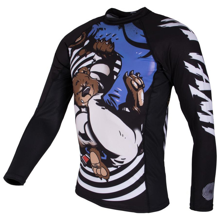 Tatami Fightwear Bearimbolo Rash Guard
