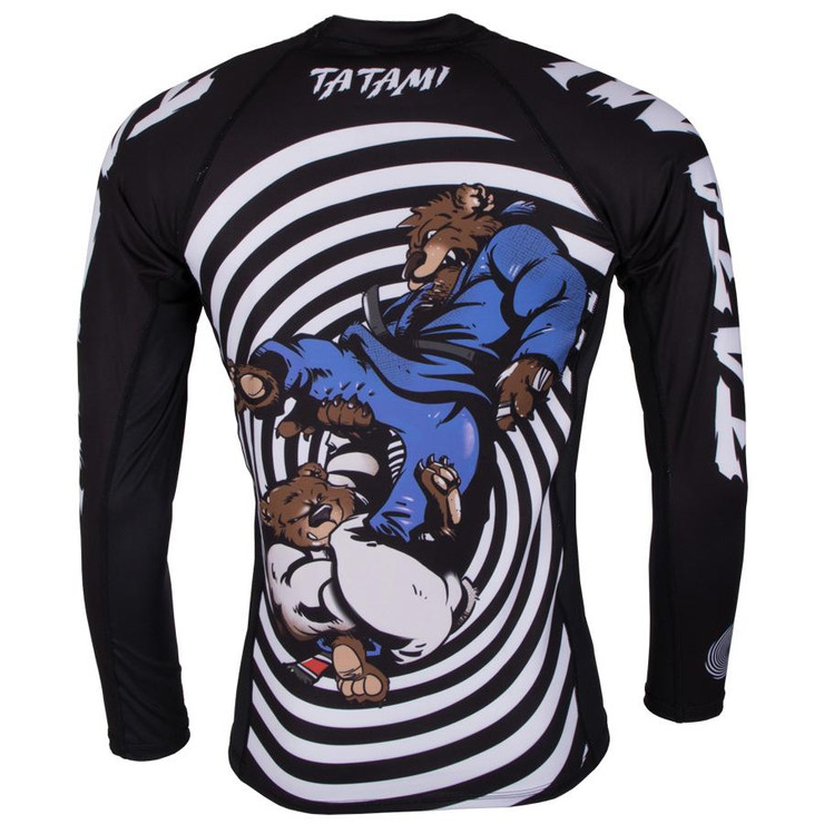 Tatami Fightwear Ladies Bearimbolo Rash Guard