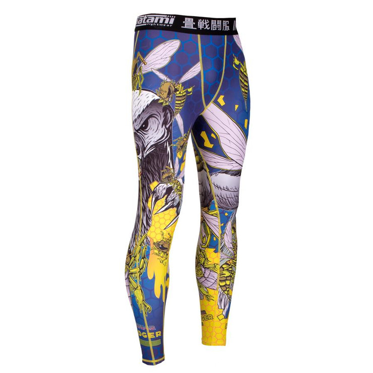 Tatami Fightwear Honey Badger V5 Spats