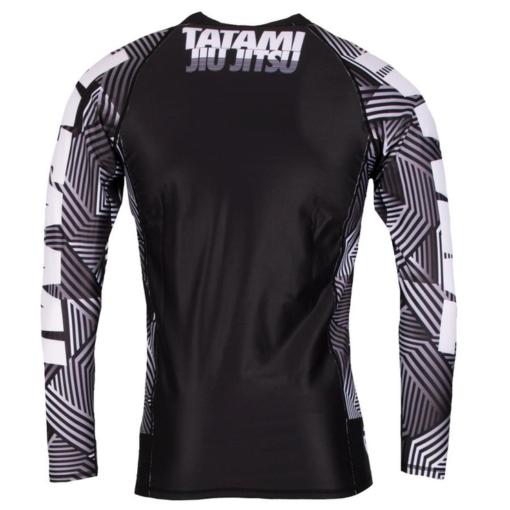 Tatami Fightwear Essential Geo Rash Guard