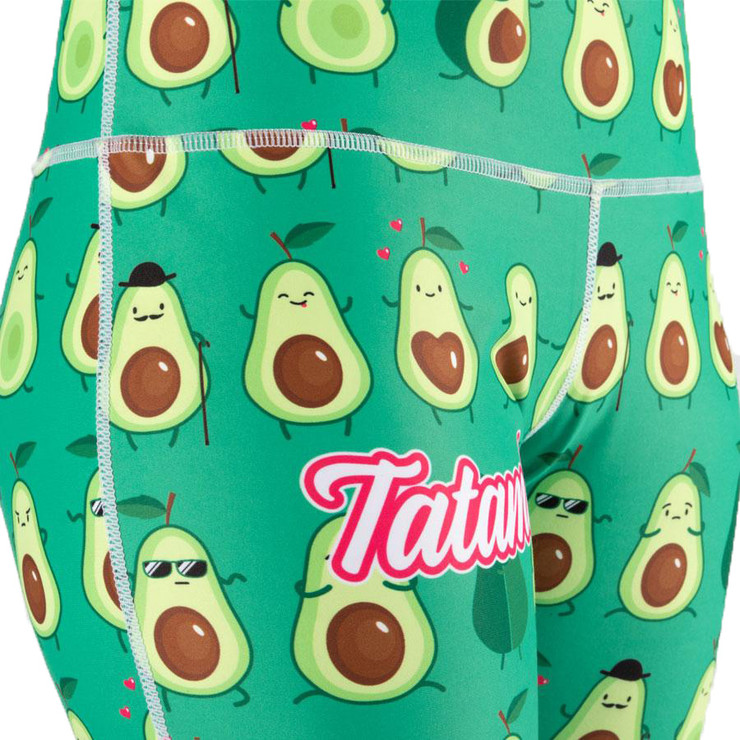 Tatami Fightwear Ladies Avocado Spats