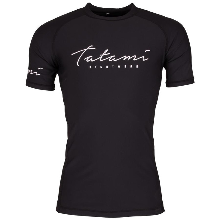 Tatami Fightwear Script Rash Guard