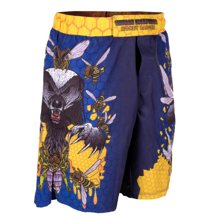 Tatami Fightwear Kids Honey Badger V5 Fight Shorts