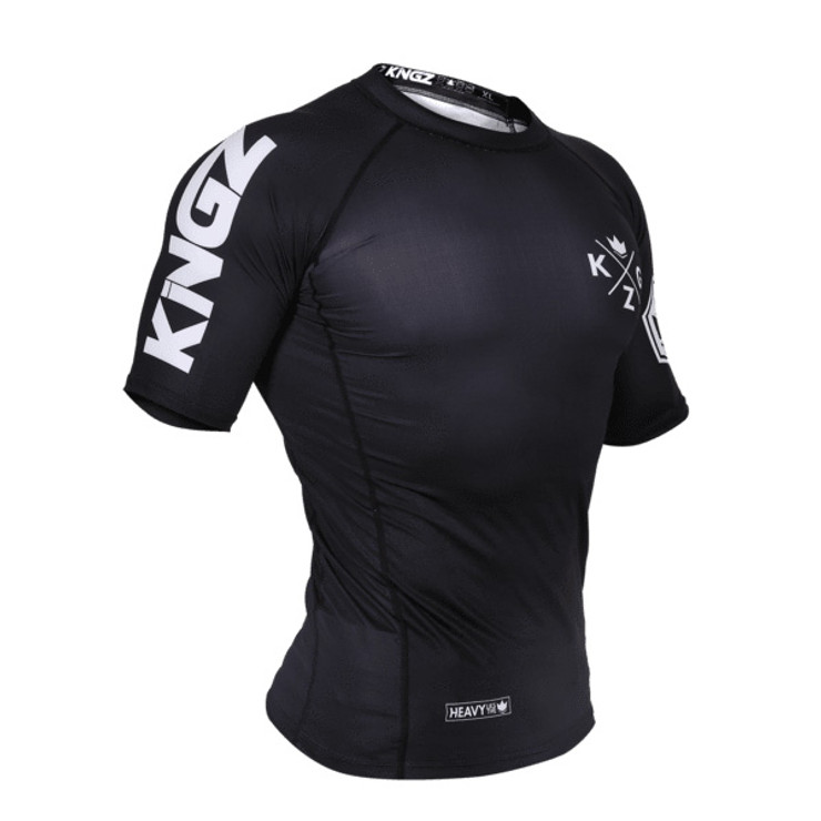 Kingz Ranked V3 Short Sleeve Rash Guard