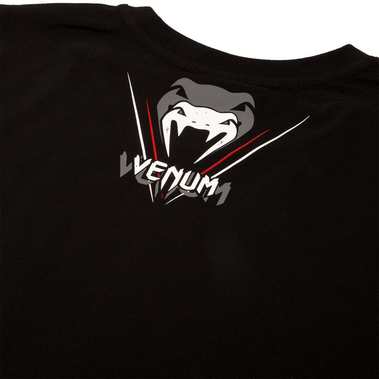 Venum Rapid 2.0 T-Shirt Black