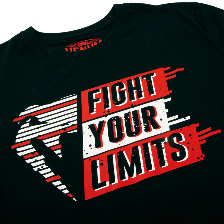 Venum Fight Your Limits T-Shirt