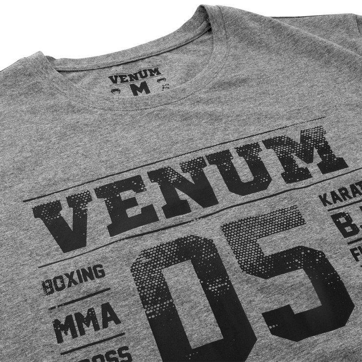 Venum Origins T-Shirt Grey