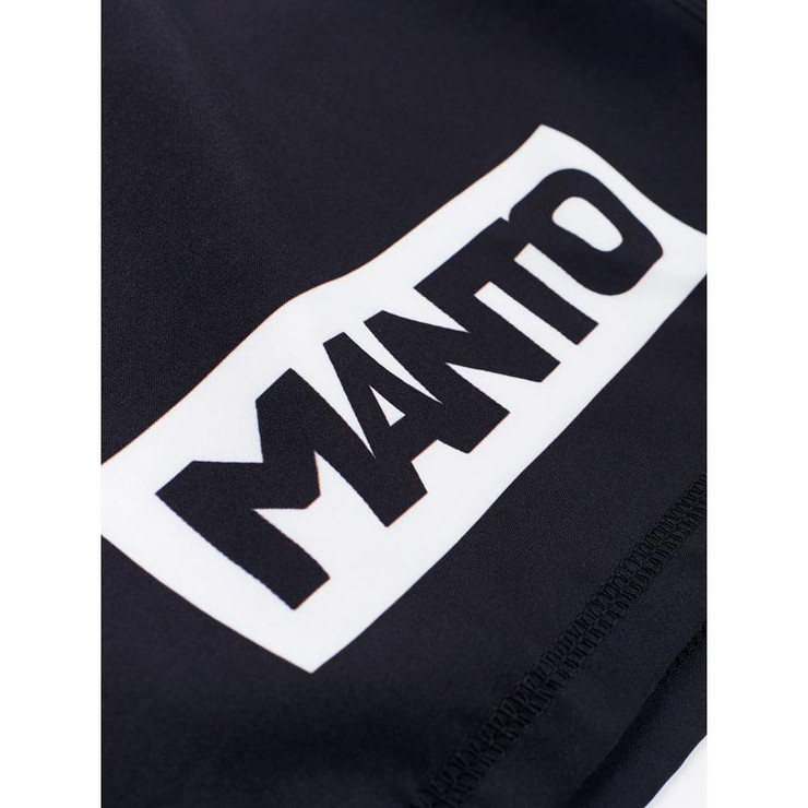 Manto Logo Fight Shorts