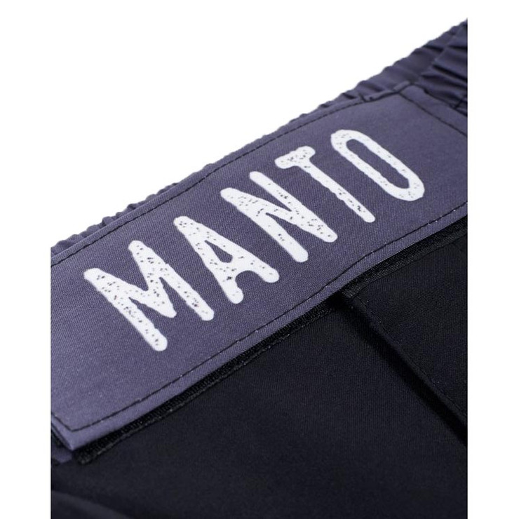 Manto Old School Fight Shorts