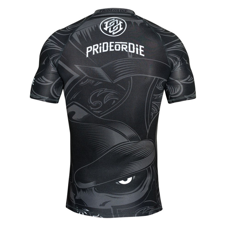 Pride Or Die Stand Strong Rash Guard