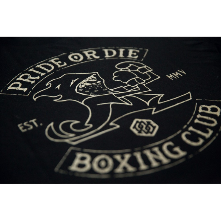 Pride Or Die Boxing Club T-Shirt