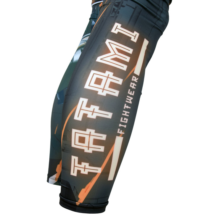Tatami Fightwear Mech Destroyer Spats