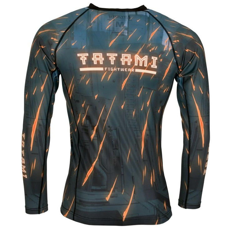 Tatami Fightwear Kids Mech Destroyer Rash Guard