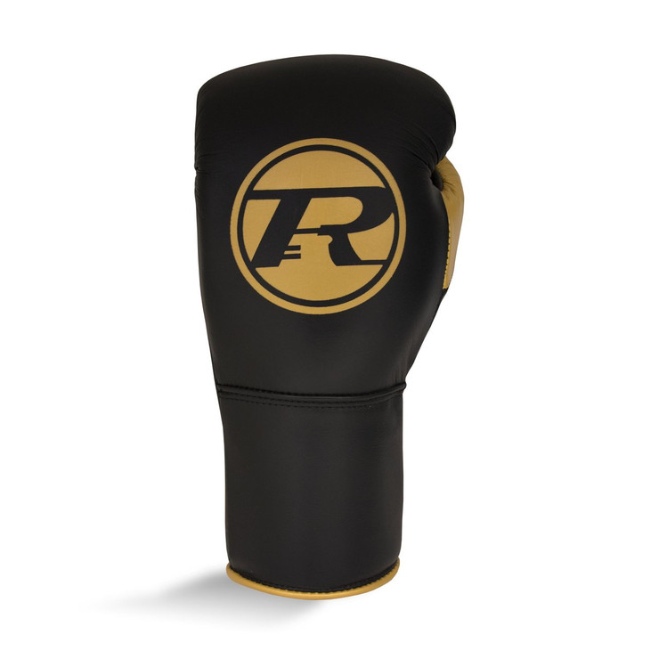Ringside Pro Contest Boxing Gloves Black/Gold