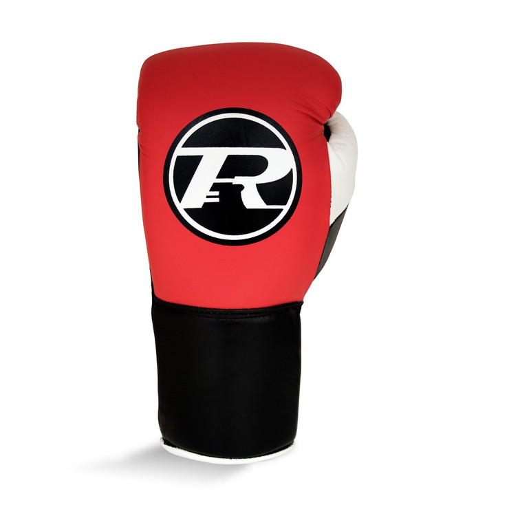 Ringside Pro Contest Boxing Gloves Red/Black