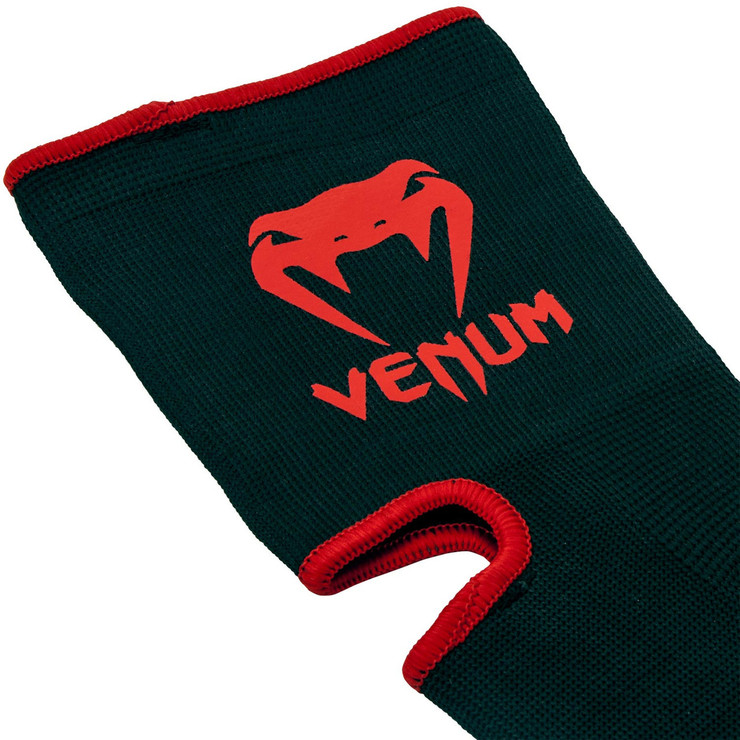 Venum Kontact Ankle Supports Black/Red