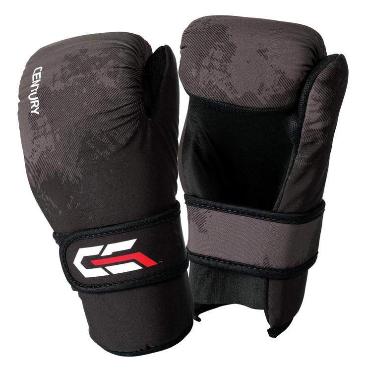 Century C-Gear Washable Point Sparring Gloves Boxing Black/Grey
