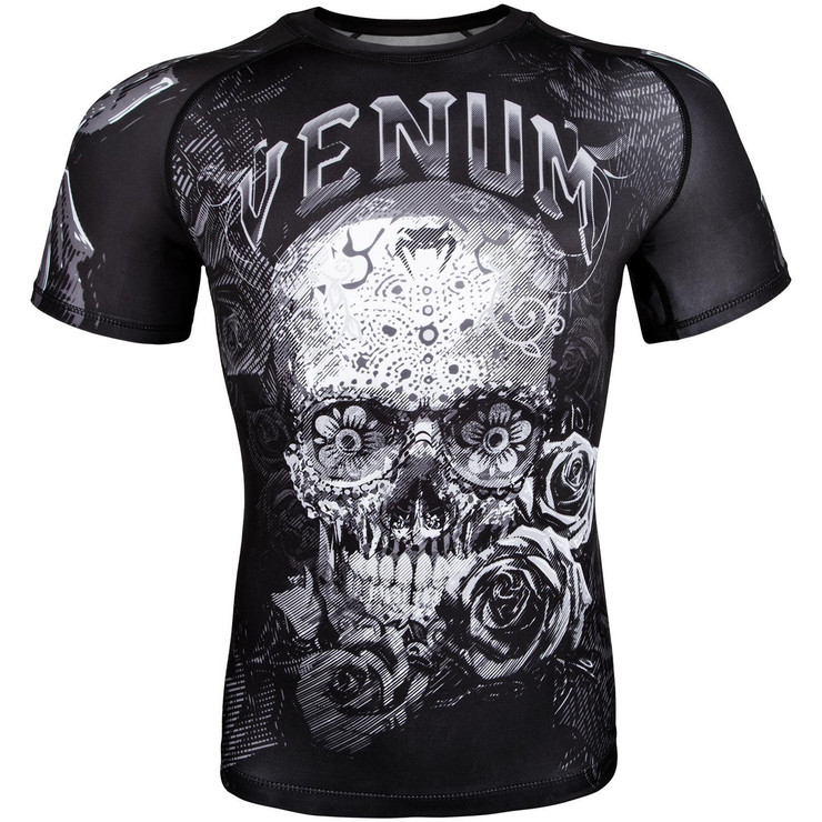Venum Santa Murete 3.0 Short Sleeve Rash Guard