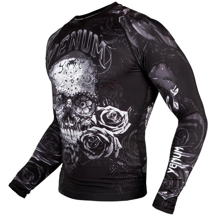 Venum Santa Murete 3.0 Long Sleeve Rash Guard