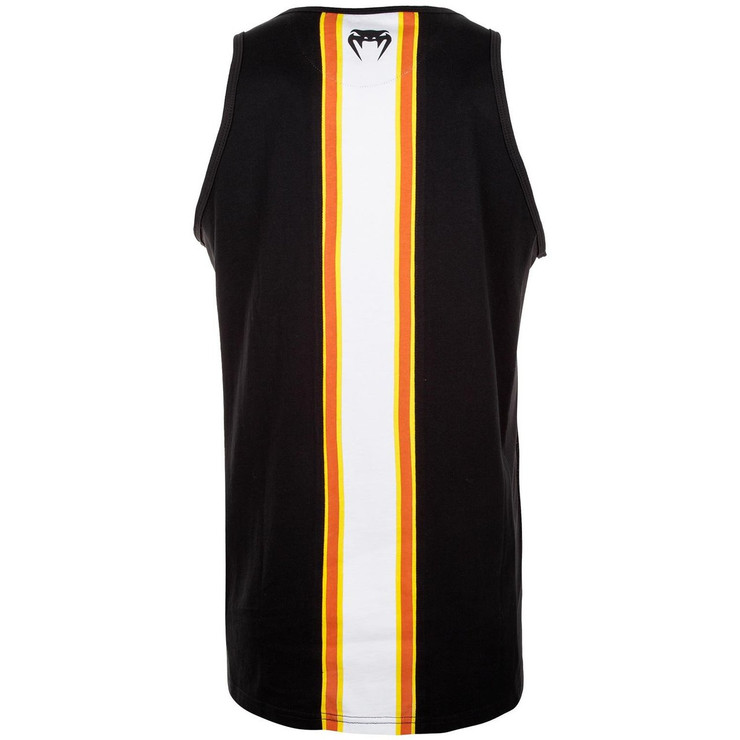 Venum Cutback Tank Top Black/Yellow