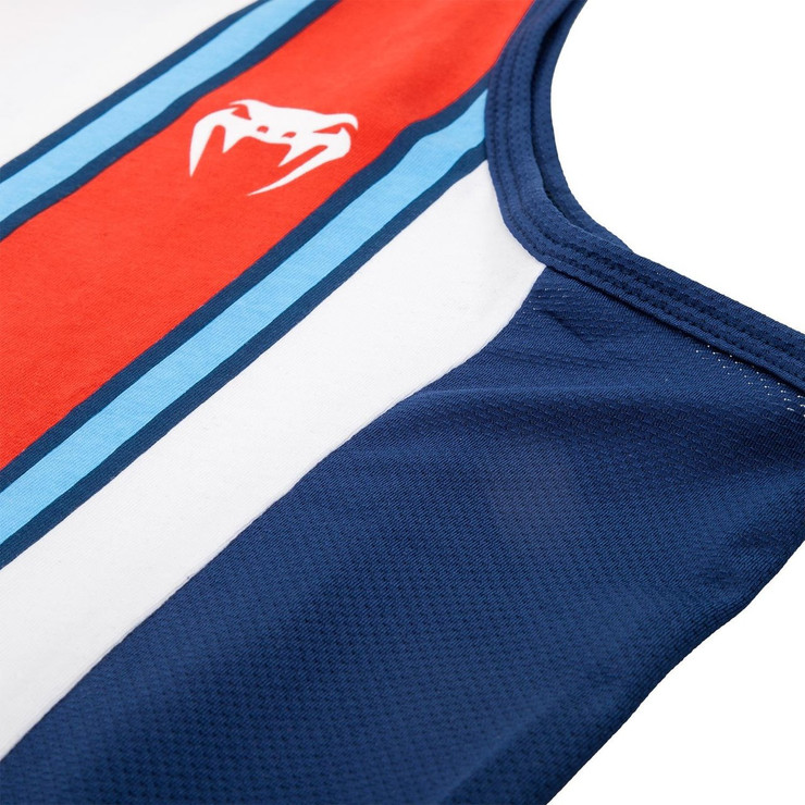 Venum Cutback Tank Top Blue/Red