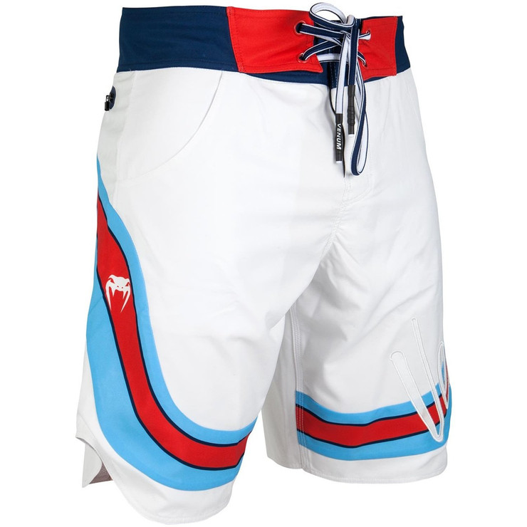 Venum Cutback Board Shorts Blue/Red