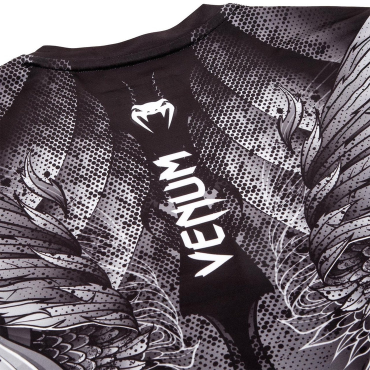 Venum Womens Phoenix Short Sleeve Rash Guard