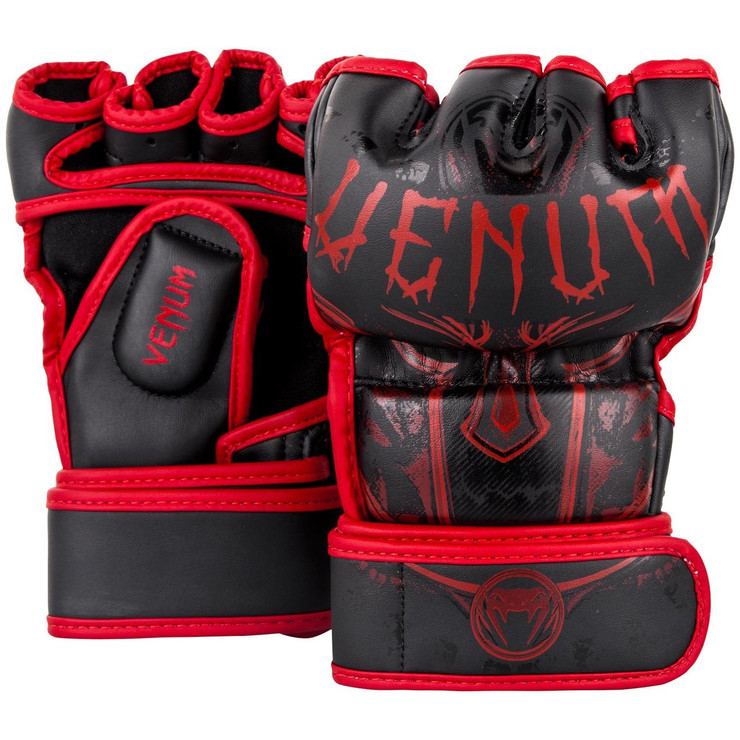 Venum Gladiator 3.0 MMA Gloves Black/Red