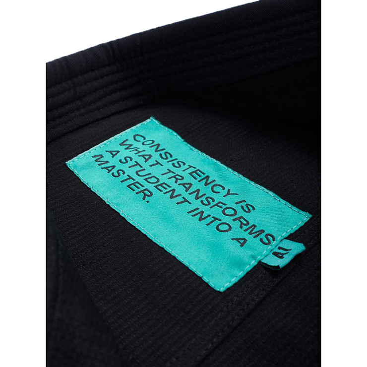 Manto Intro BJJ Gi Black