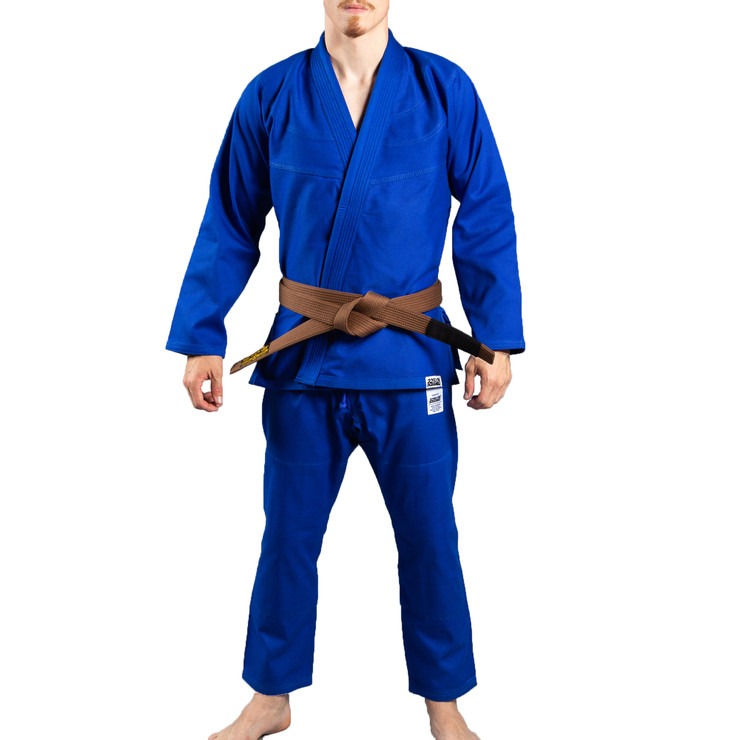 Scramble Standard Issue V2 BJJ Gi Blue