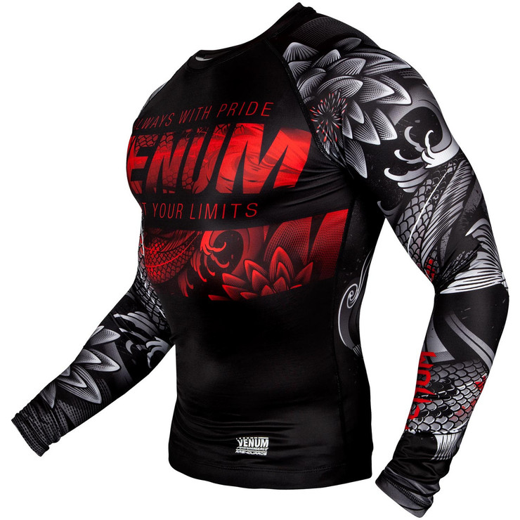 Venum Koi 2.0 Long Sleeve Rash Guard
