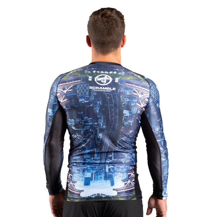 Scramble Edo Rash Guard