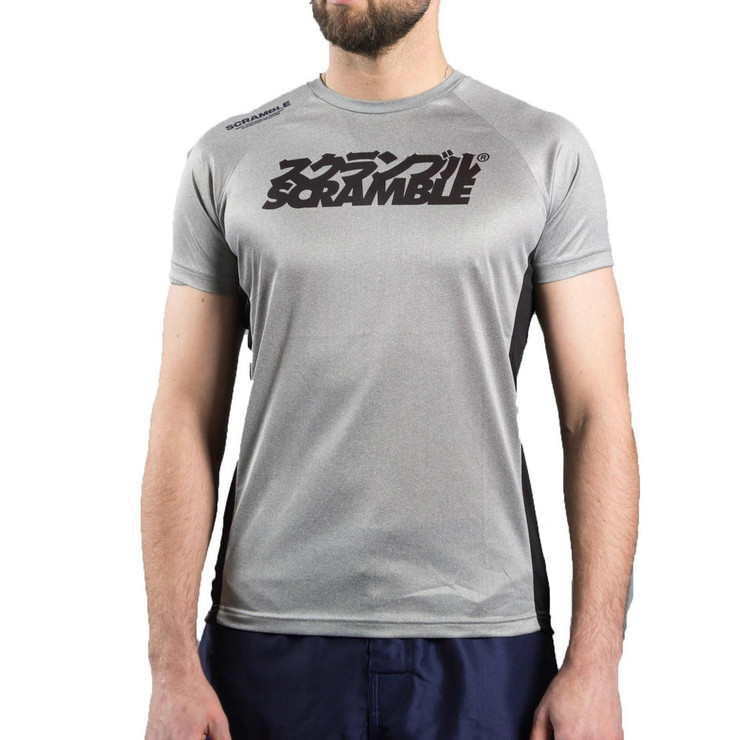 Scramble Technical Training Top Grey