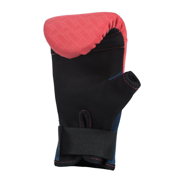 Century Brave Ladies Neoprene Bag Gloves Coral/Navy
