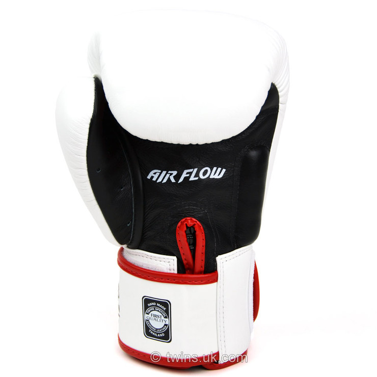 Twins BGVLA-2 Air Flow Boxing Gloves White