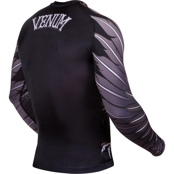 Venum Black Eagle Fedor Rash Guard